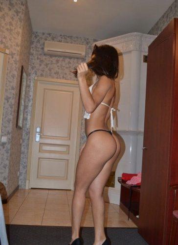 Güzel otelde buluşan escort Ferda