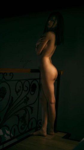 Güzel otelde buluşan kadın çisem